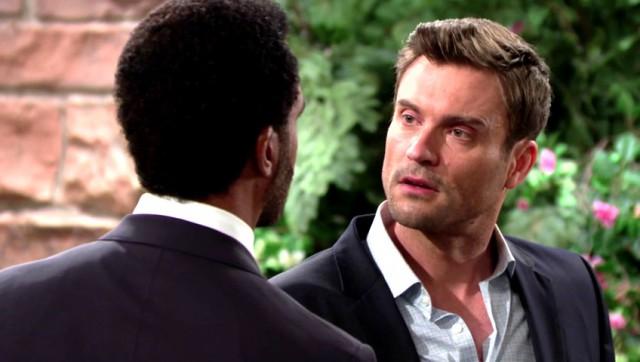 Les Feux de l'Amour, épisode N°10917 diffusé le 9 mai 2016 sur cbs aux USA