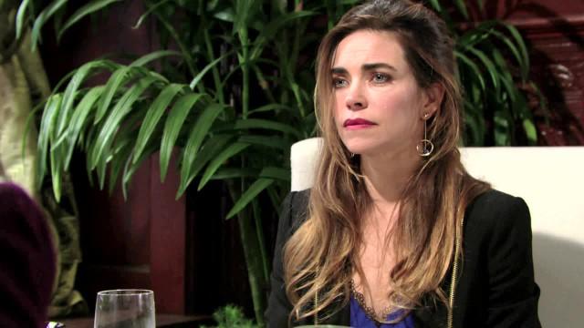 Les Feux de l'Amour, épisode N°10977 diffusé le 15 mai 2019 sur rts1 en Suisse