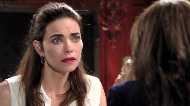 Les Feux de l'Amour, épisode N°10981 diffusé le 14 juin 2019 sur tf1 en France