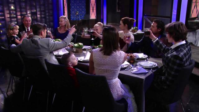 Les Feux de l'Amour, épisode N°11095 diffusé le 13 novembre 2019 sur rtbf1 en Belgique