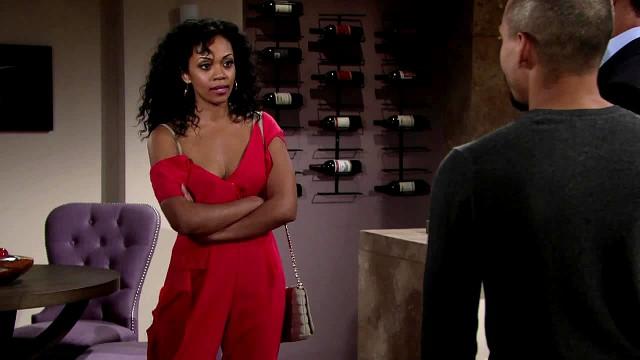 Les Feux de l'Amour, épisode N°11172 diffusé le 9 mai 2017 sur cbs aux USA