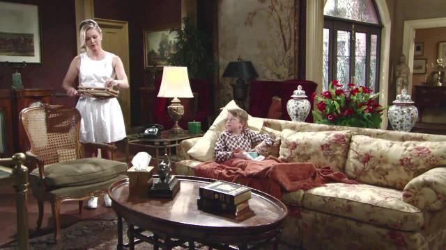 Les Feux de l'Amour, épisode N°11181 diffusé le 1 avril 2020 sur tf1 en France