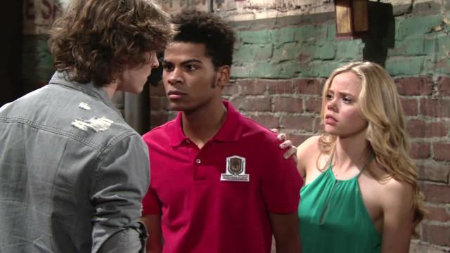 Les Feux de l'Amour, épisode N°11183 diffusé le 24 mai 2017 sur cbs aux USA