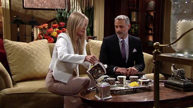Les Feux de l'Amour, épisode N°11195 diffusé le 1 avril 2020 sur rts1 en Suisse