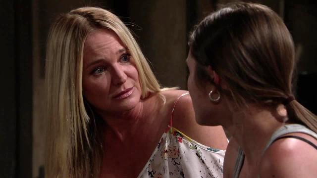 Les Feux de l'Amour, épisode N°11232 diffusé le 1 août 2017 sur cbs aux USA