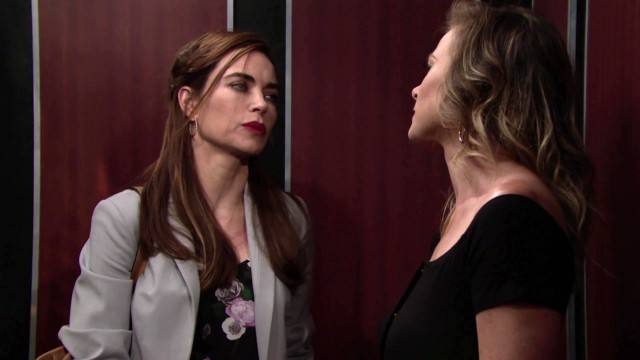 Les Feux de l'Amour, épisode N°11255 diffusé le 7 juillet 2020 sur rtbf1 en Belgique