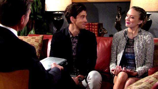 Les Feux de l'Amour, épisode N°11262 diffusé le 17 juillet 2020 sur rts1 en Suisse