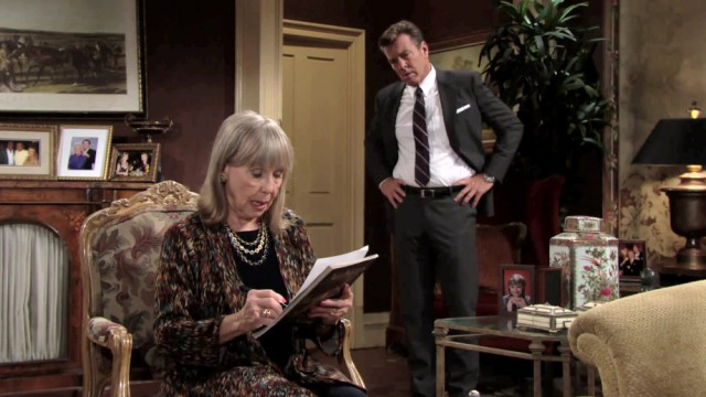 Les Feux de l'Amour, épisode N°11309 diffusé le 17 novembre 2017 sur cbs aux USA