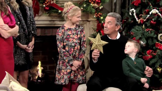 Les Feux de l'Amour, épisode N°11318 diffusé le 4 décembre 2017 sur cbs aux USA