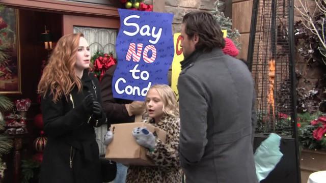 Les Feux de l'Amour, épisode N°11326 diffusé le 14 décembre 2017 sur cbs aux USA