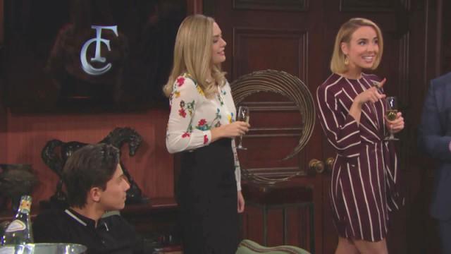 Amour, Gloire et Beauté - Top Models, épisode N°7766 diffusé le 31 janvier 2018 sur cbs aux USA