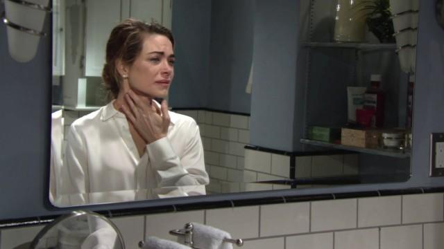 Les Feux de l'Amour, épisode N°11392 diffusé le 15 janvier 2021 sur rts1 en Suisse