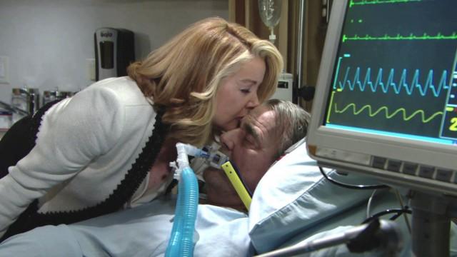 Les Feux de l'Amour, épisode N°11401 diffusé le 4 avril 2018 sur cbs aux USA