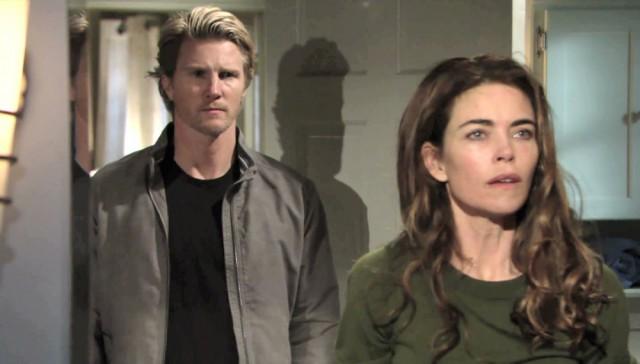 Les Feux de l'Amour, épisode N°11408 diffusé le 13 avril 2018 sur cbs aux USA