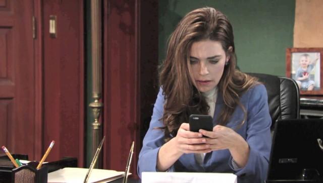 Les Feux de l'Amour, épisode N°11430 diffusé le 15 mai 2018 sur cbs aux USA