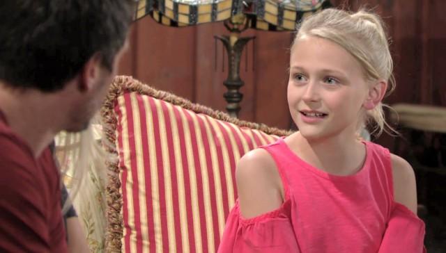 Les Feux de l'Amour, épisode N°11439 diffusé le 28 mai 2018 sur cbs aux USA