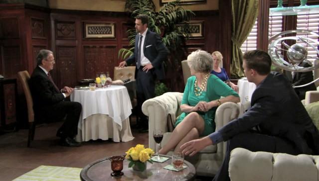 Les Feux de l'Amour, épisode N°11452 diffusé le 14 juin 2018 sur cbs aux USA