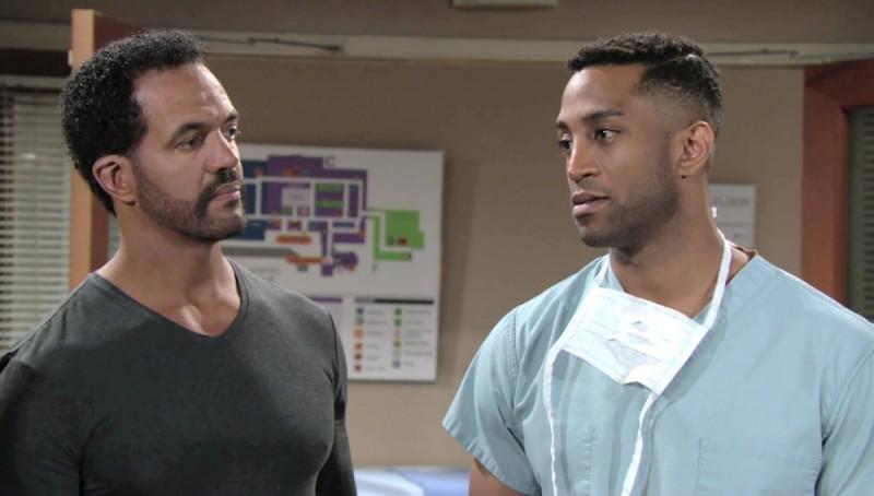 Les Feux de l'Amour, épisode N°11478 diffusé le 20 juillet 2018 sur cbs aux USA