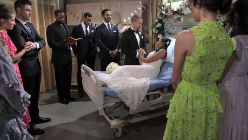 Les Feux de l'Amour, épisode N°11482 diffusé le 9 juin 2021 sur tf1 en France