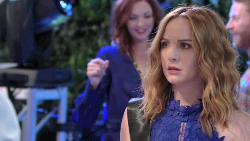 Les Feux de l'Amour, épisode N°11527 diffusé le 23 juillet 2021 sur rts1 en Suisse
