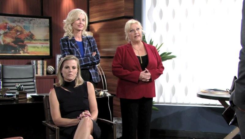 Les Feux de l'Amour, épisode N°11533 diffusé le 8 octobre 2018 sur cbs aux USA