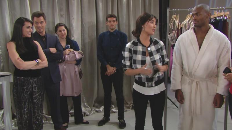 Top Models, épisode N°7963 diffusé le 11 mars 2019 sur rts1 en Suisse