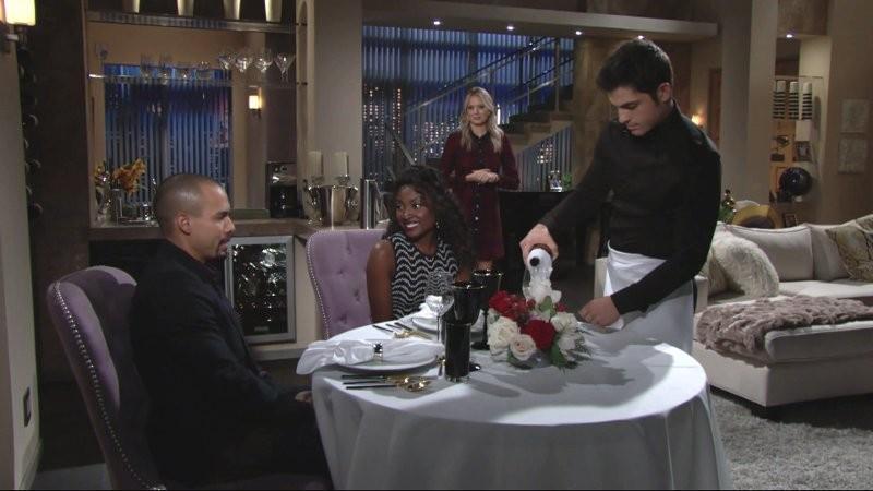 Les Feux de l'Amour, épisode N°11579 diffusé le 13 décembre 2018 sur cbs aux USA