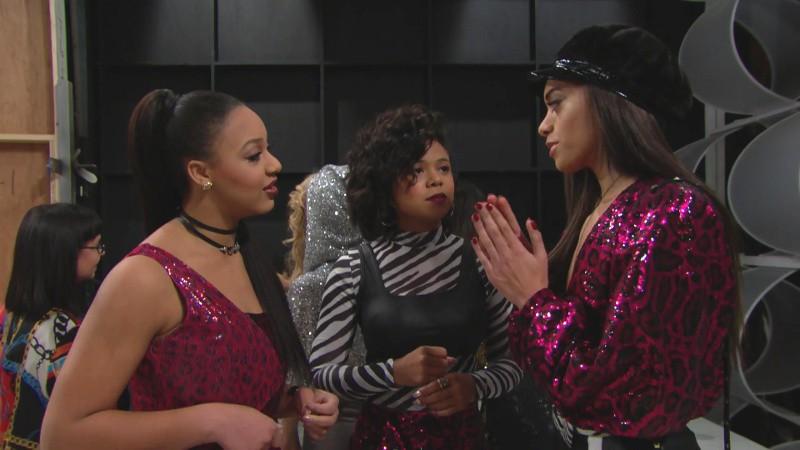 Amour, Gloire et Beauté - Top Models, épisode N°8016 diffusé le 28 janvier 2019 sur cbs aux USA