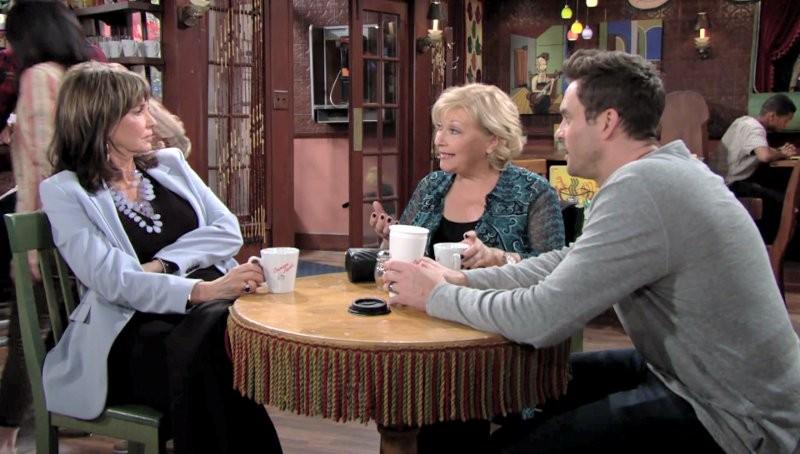 Les Feux de l'Amour, épisode N°11675 diffusé le 1 mai 2019 sur cbs aux USA