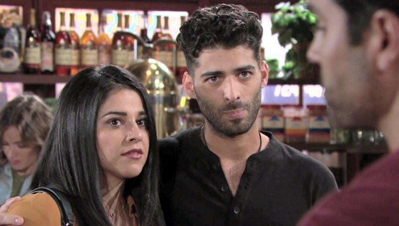 Les Feux de l'Amour, épisode N°11688 diffusé le 20 mai 2019 sur cbs aux USA