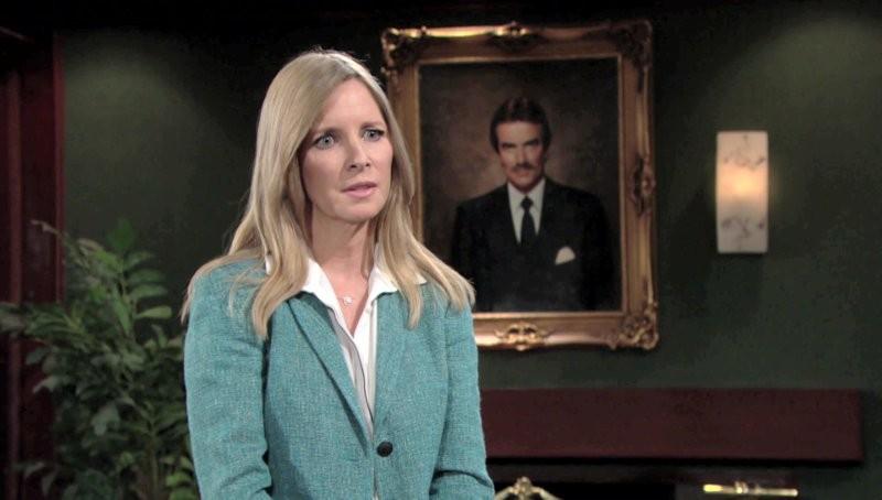 Les Feux de l'Amour, épisode N°11705 diffusé le 12 juin 2019 sur cbs aux USA