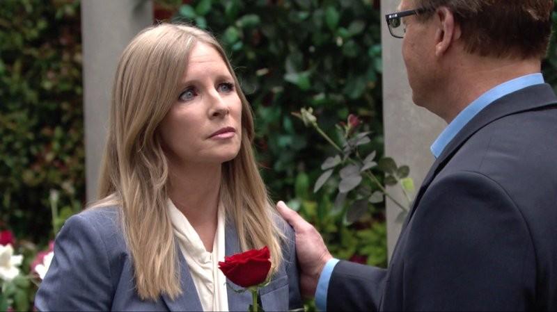 Les Feux de l'Amour, épisode N°11724 diffusé le 9 juillet 2019 sur cbs aux USA
