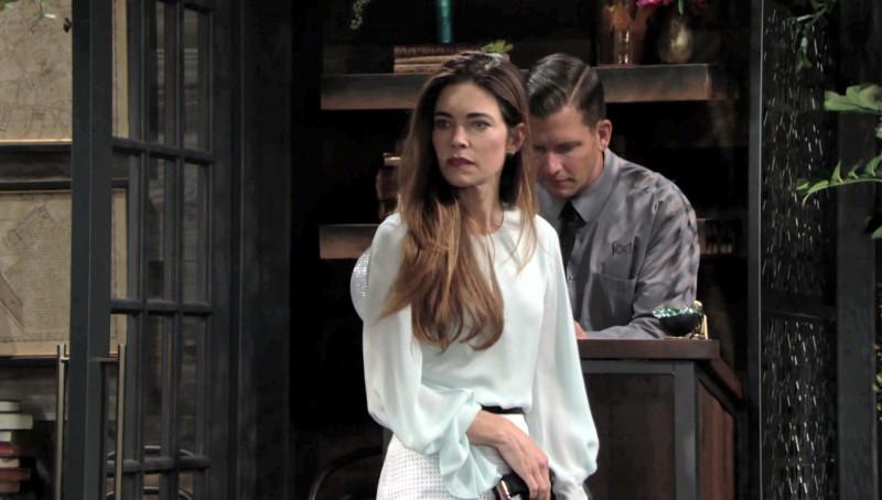 Les Feux de l'Amour, épisode N°11763 diffusé le 2 septembre 2019 sur cbs aux USA