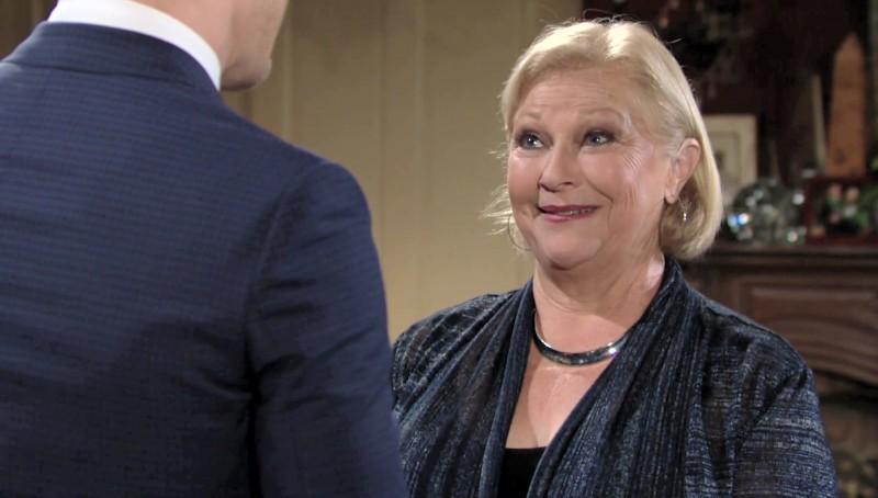 Les Feux de l'Amour, épisode N°11765 diffusé le 4 septembre 2019 sur cbs aux USA