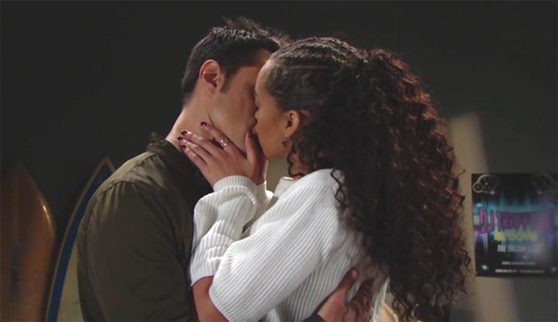 Amour, Gloire et Beauté - Top Models, épisode N°8214 diffusé le 5 novembre 2019 sur cbs aux USA