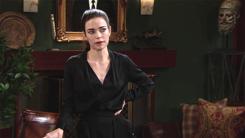 Les Feux de l'Amour, épisode N°11811 diffusé le 7 novembre 2019 sur cbs aux USA