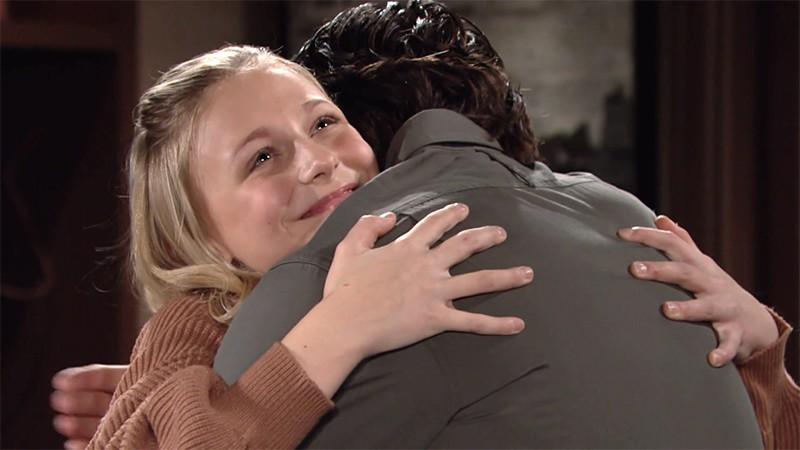 Les Feux de l'Amour, épisode N°11853 diffusé le 13 janvier 2020 sur cbs aux USA