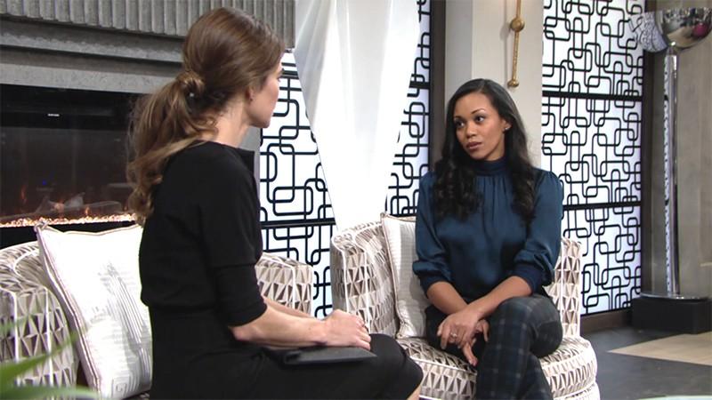 Les Feux de l'Amour, épisode N°11866 diffusé le 3 février 2020 sur cbs aux USA