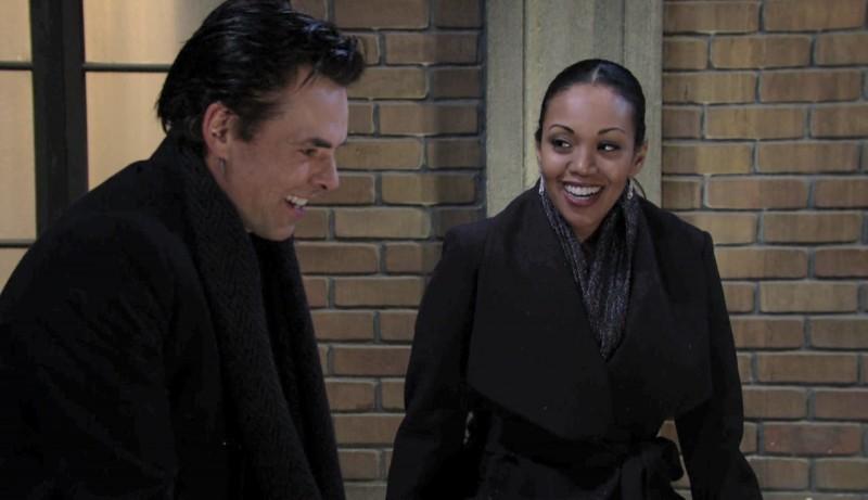 Les Feux de l'Amour, épisode N°11873 diffusé le 12 février 2020 sur cbs aux USA