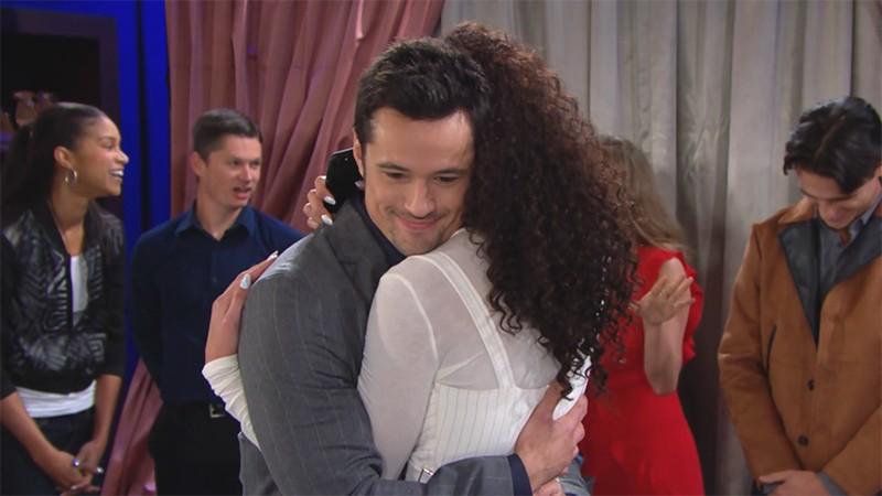 Amour, Gloire et Beauté - Top Models, épisode N°8270 diffusé le 12 février 2020 sur cbs aux USA