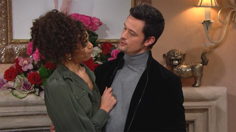 Amour, Gloire et Beauté, épisode N°8276 diffusé le 3 mai 2021 sur france2 en France