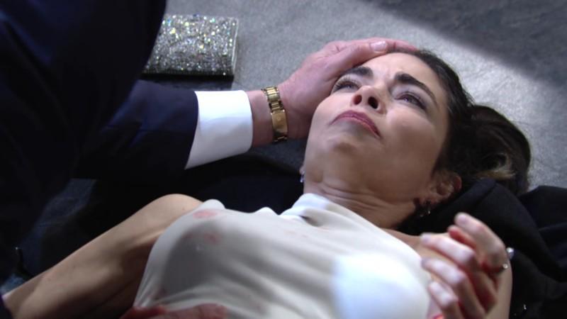 Les Feux de l'Amour, épisode N°11880 diffusé le 21 février 2020 sur cbs aux USA