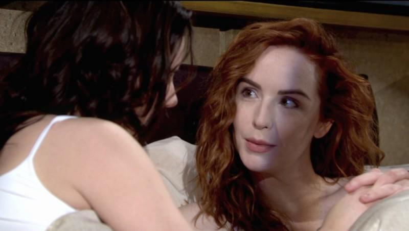 Les Feux de l'Amour, épisode N°11903 diffusé le 26 mars 2020 sur cbs aux USA