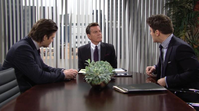 Les Feux de l'Amour, épisode N°11911 diffusé le 8 avril 2020 sur cbs aux USA