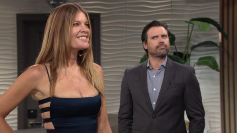 Les Feux de l'Amour, épisode N°11937 diffusé le 1 septembre 2020 sur cbs aux USA