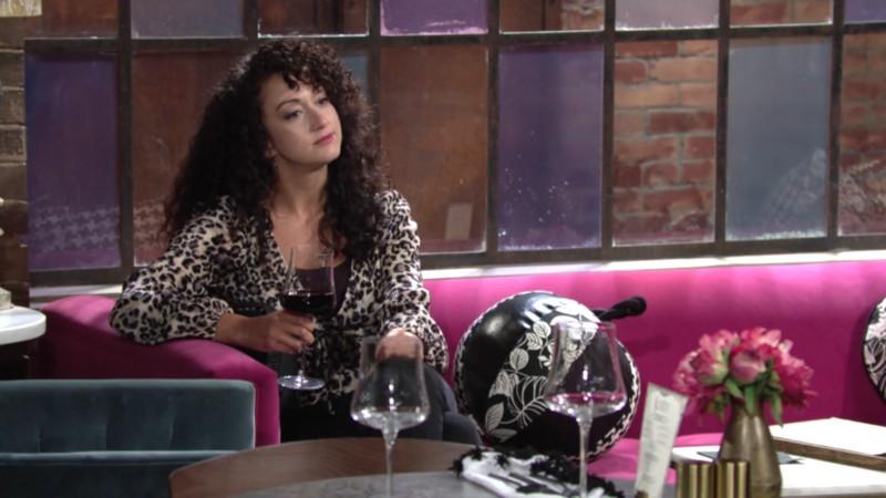 Les Feux de l'Amour, épisode N°11940 diffusé le 4 septembre 2020 sur cbs aux USA