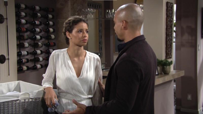 Les Feux de l'Amour, épisode N°11965 diffusé le 9 octobre 2020 sur cbs aux USA