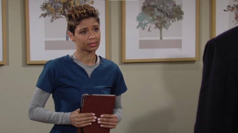 Les Feux de l'Amour, épisode N°12022 diffusé le 4 janvier 2021 sur cbs aux USA