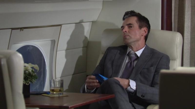 Les Feux de l'Amour, épisode N°12026 diffusé le 8 janvier 2021 sur cbs aux USA