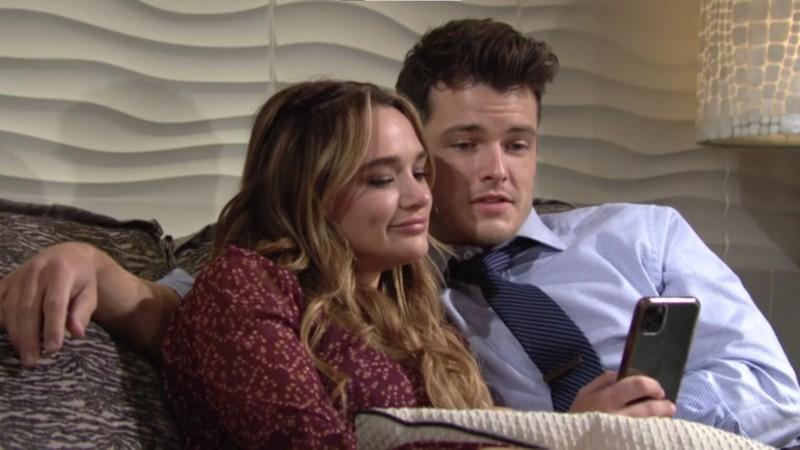Les Feux de l'Amour, épisode N°12108 diffusé le 14 mai 2021 sur cbs aux USA